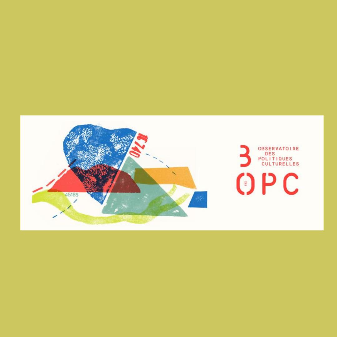 Intervention // 30 ans de l'OPC «Innover dans les arts et la culture. Humaniser la civilisation numérique»