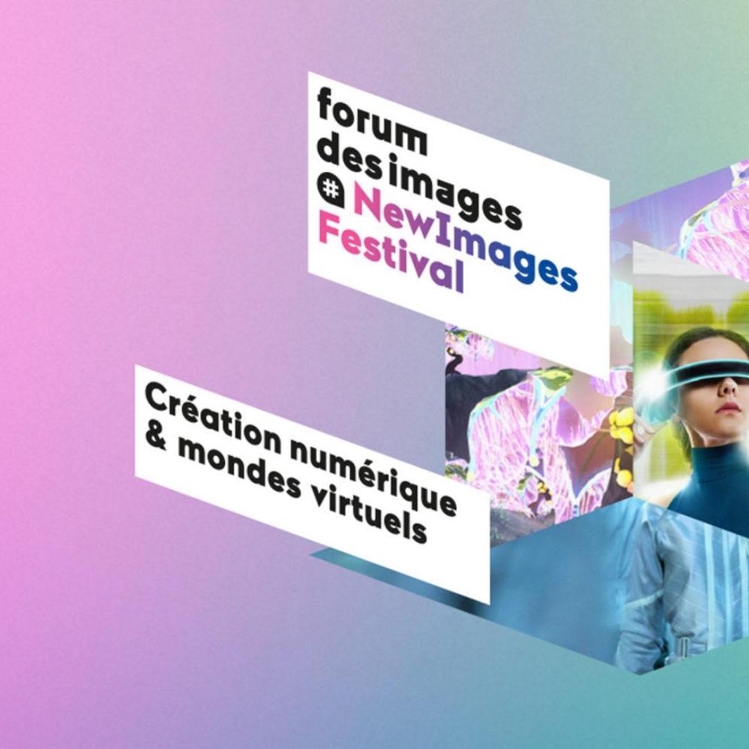 Intervention // Rencontre médiation réalité virtuelle au Forum des images
