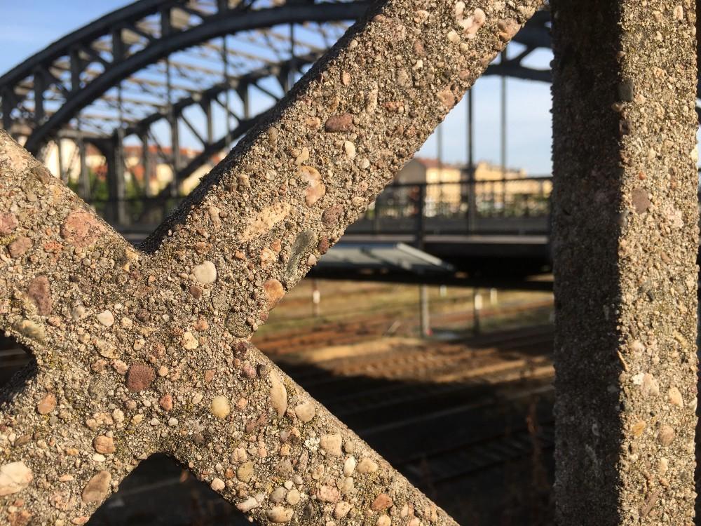 Départ gare de Metz
